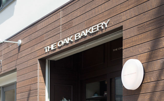 THE OAK BAKERY